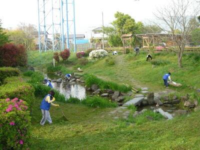 松島組の環境への取り組み イメージ