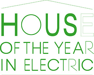 HOUSE OF THE YEAR IN ELECTRIC